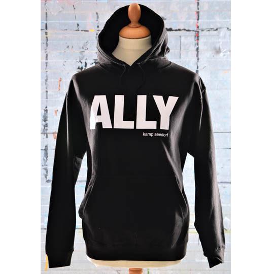 ally hoodie