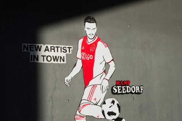 Kamp Seedorf x AFC Ajax