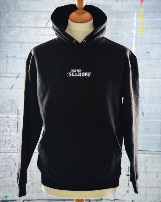 Logo Kamp Seedorf hoodie